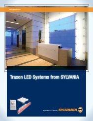 Traxon LED Systems from SYLVANIA - Osram Sylvania
