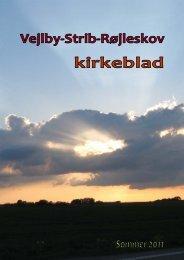 Læsebrev - Vejlby-Strib-Røjleskov pastorat