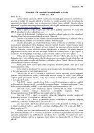 Stránka 1 z 76 Stenozápis z 34. zasedání Zastupitelstva ... - Praha.eu