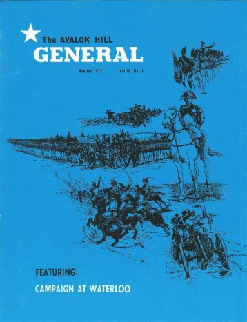 The General Vol 10 No 1