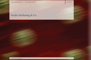 Virales Marketing & Co.