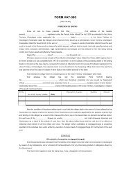 FORM VAT-36C - Chandigarh