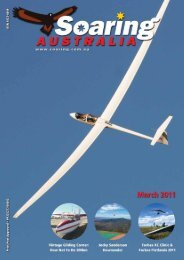March - Hang Gliding Federation of Australia