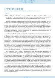 Orden ayudas - Escuela de Master y Doctorado - Universidad del ...