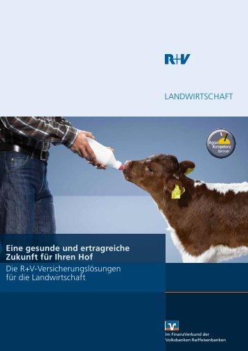 Die R+V-AgrarPolice - Fiducia IT AG