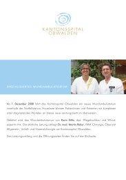 KSOW_148x210.qxd:Layout 1 - Kantonsspital Obwalden