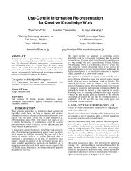 paper - Center for the Study of Digital Libraries