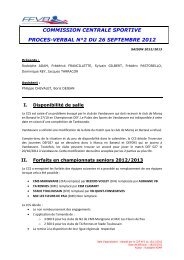 PV 2 - 26 Septembre 2012 - Extranet FFVB