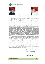 Tahun 2011 - 2016 - Pemerintah Kabupaten Jembrana