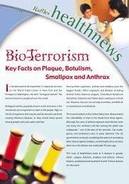 Bio-Terrorism - Raffles Medical Group