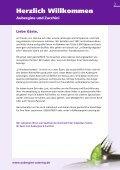Partyservice & Catering-Prospekt - Aubergine & Zucchini - Seite 3