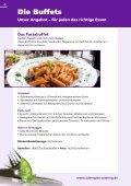 Partyservice & Catering-Prospekt - Aubergine & Zucchini - Seite 4