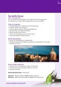 Partyservice & Catering-Prospekt - Aubergine & Zucchini - Seite 5