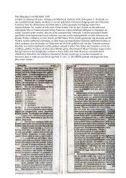 Das Massaker von Mèrindol 1545 - Sepher-Verlag Herborn