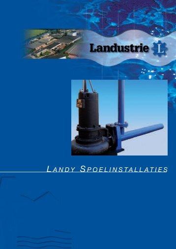 Landy Spoelinstallaties - Landustrie