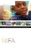 The 2008 Farm Bill: Making an impact through NIFA - National ... - Page 4