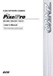 Pixel Pro CS Mount Manual - Computar, Ganz Computar/Ganz
