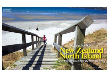 Lonely Planet Asia - Tourism New Zealand