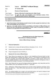 Appendix 2 - East Sussex County Council