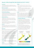 NZCCC Summary_IPCC AR5 NZ Findings_April 2014 WEB - Page 2