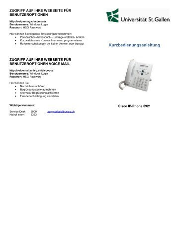 HSG Kurzbedienungsanleitung 6921.pdf