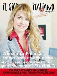 alejandra polacci - direttore generale di madrid ... - Il Giornale Italiano