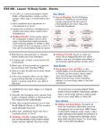 ESS 090 - Lesson 18 Study Guide - Storms - Page 2