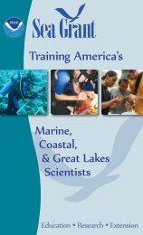 Training America's - Sea Grant College Program
