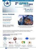 2nd ISPRES CONGRESS 7-9 June 2013 Berlin, Germany - Page 7