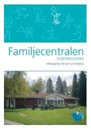 Infobroschyr Familjecentralen.pdf - Strömsunds kommun