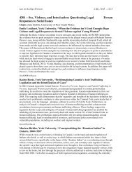 Abstracts by panel number July 4 - University of British Columbia ...