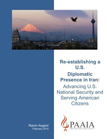 Iran US Section Report 2013