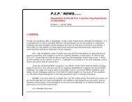 Newsletter 1 - World Psychiatric Association