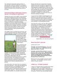 Monthly Report Newsletter - Agricultural Institute of Canada - Page 2