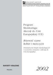 PDF 697 KB - Fundacja im. Stefana Batorego