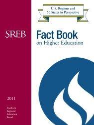 on Higher Education - Southern Regional Education Board