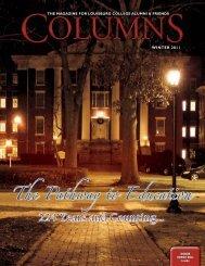 Alumni Magazine - Louisburg College