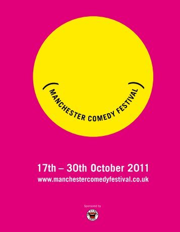 UK? - Manchester Comedy Festival