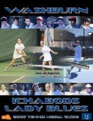 2007 Media Guide - Washburn Athletics