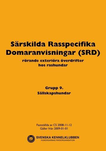 grupp 9 - Svenska Kennelklubben