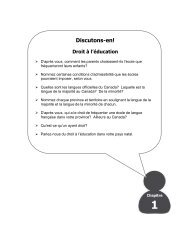 Discutons-en! - Coalition ontarienne de formation des adultes