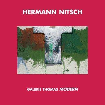 HERMANN NITSCH - Nitsch Foundation