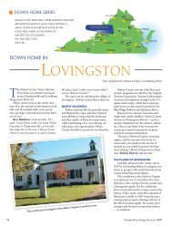 LOVINGSTON - Cooperative Living Magazine
