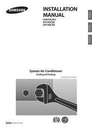 Outdoor Installation Manual - Quietside