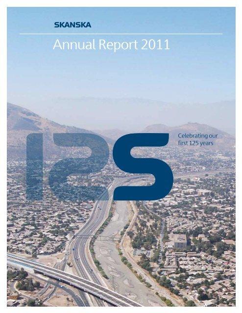 Annual Report 2011 - Skanska
