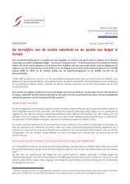Persuitnodiging (.pdf) - FOD Sociale Zekerheid