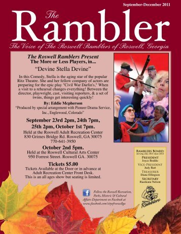 Rambler - Roswell Adult Learning Center