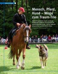 Mensch, Pferd, Hund – Wege zum Traum-Trio - Sabine Lang