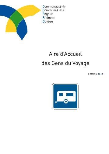 Aire d'Accueil des Gens du Voyage - CCPRO