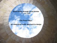 The Pines Calyx - Good Homes Alliance